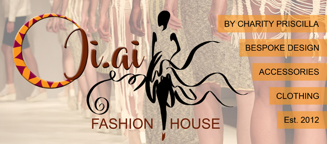 Charity Steve Stachini  Ji-ai Fashion House Work